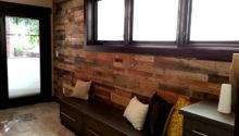 Wood Pallet Wall Covering