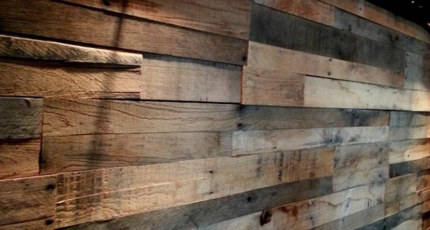 Wood Pallet Wall Furniture