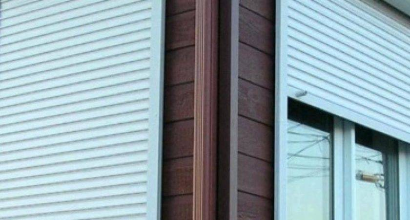 Wood Shutters Vinyl Siding Shutter Installing
