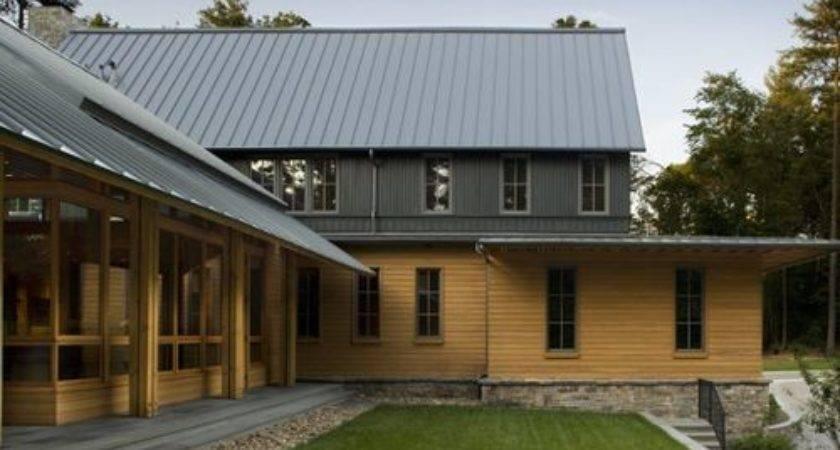 Wood Siding Barn Home Design Ideas Renovations