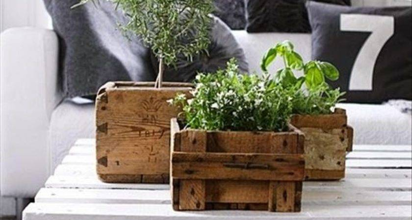 Wooden Pallet Craft Projects Handy Diy