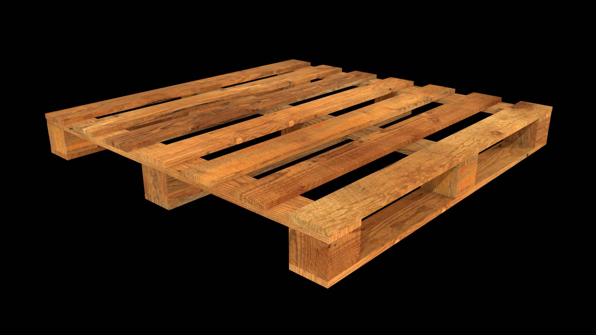 Wooden Pallet Types Malaysia Two Way Four - Can Crusade
