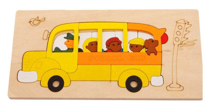 Wooden School Bus Toy Reviews Shopping