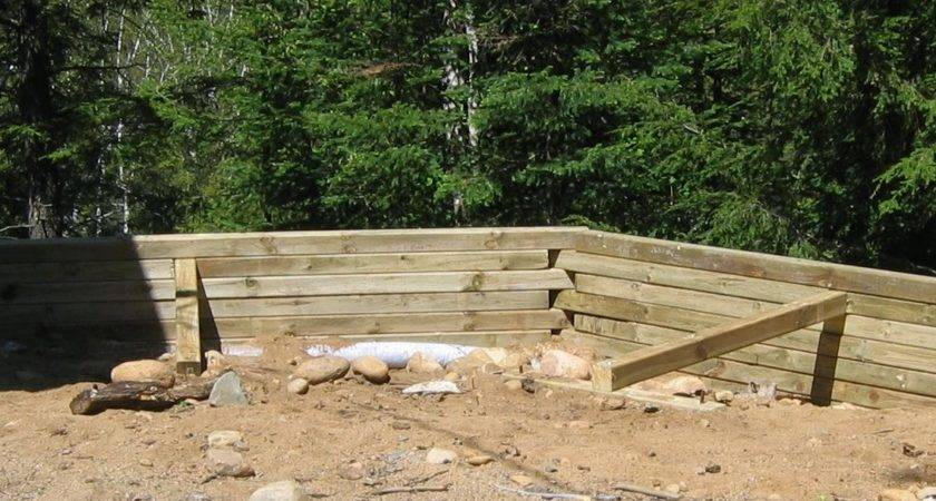 Woodwork Build Wood Retaining Wall Pdf Plans