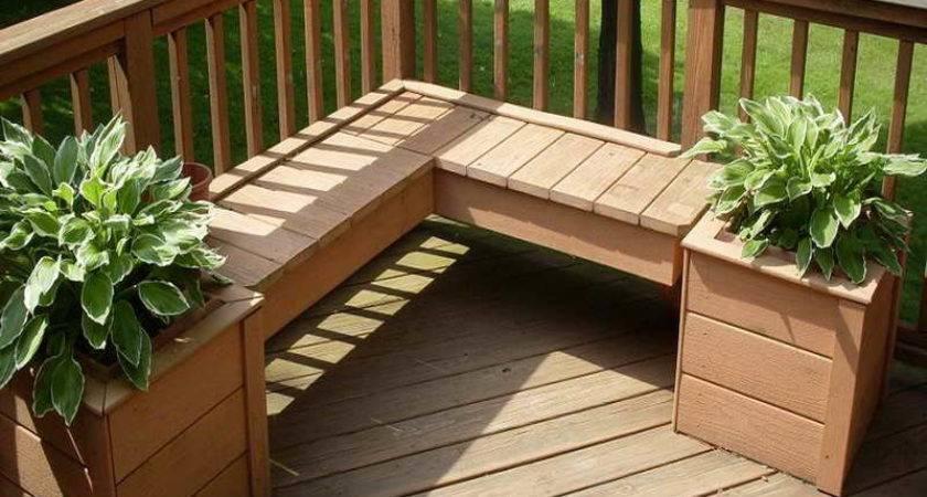 Woodworking Access Wood Deck Ideas