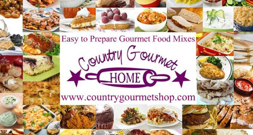Work Home Reps Country Gourmetdeliciousgourmetfood Mixes