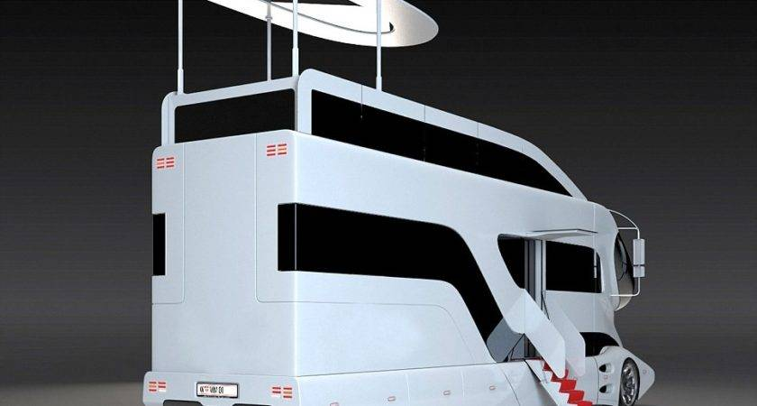 World Most Expensive Motorhome Goes Sale