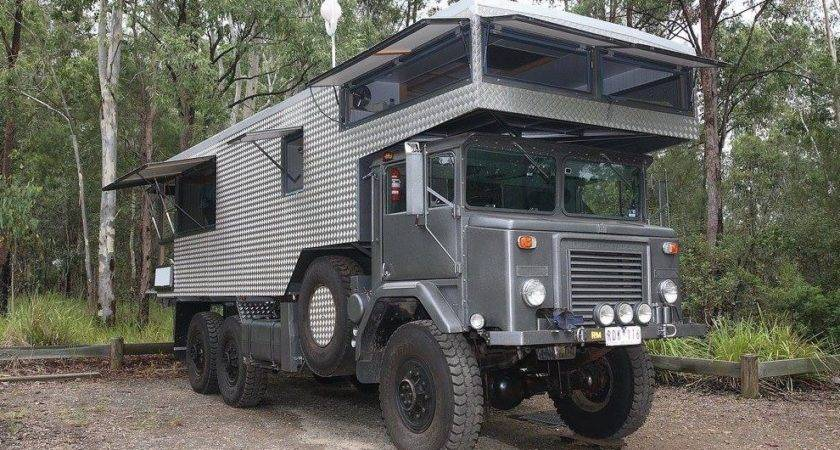 Wothahellizat Diy Expedition Motorhome
