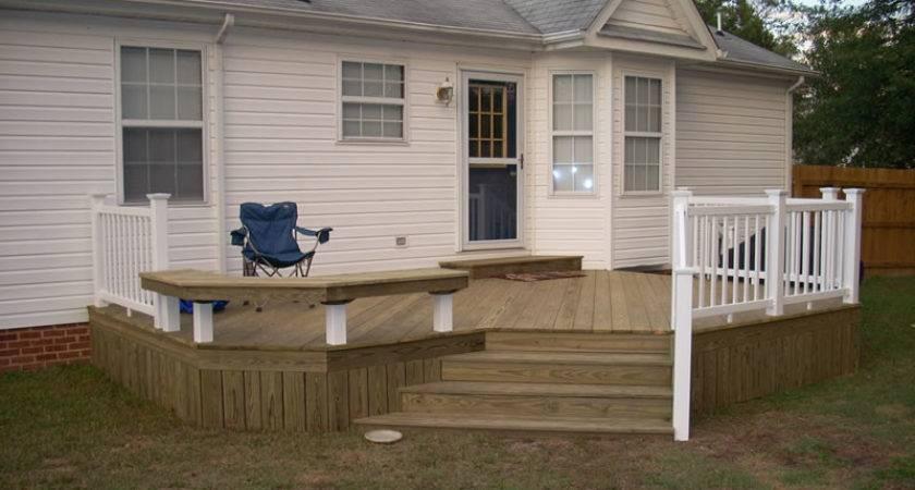 Wrap Around Deck Builder Decks Virginia