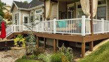 Wrap Around Deck Ideas