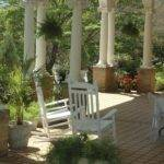 Wrap Around Porch Round Columns