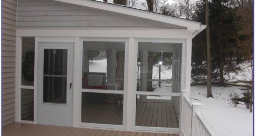 Wrap Around Porches Decks Home Decorating