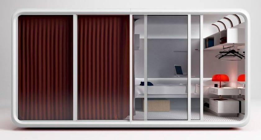 Yazdani Studio Sleeping Pod Inhabitat Green Design