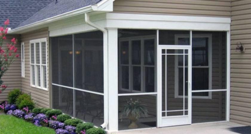 Your Aluminum Screen Door Maximize Curb Appeal