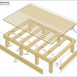 Yourself Build Freestanding Deck Australian